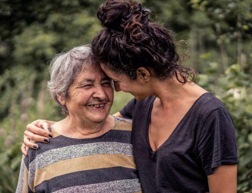 Caring for Mum…Barbara's Story